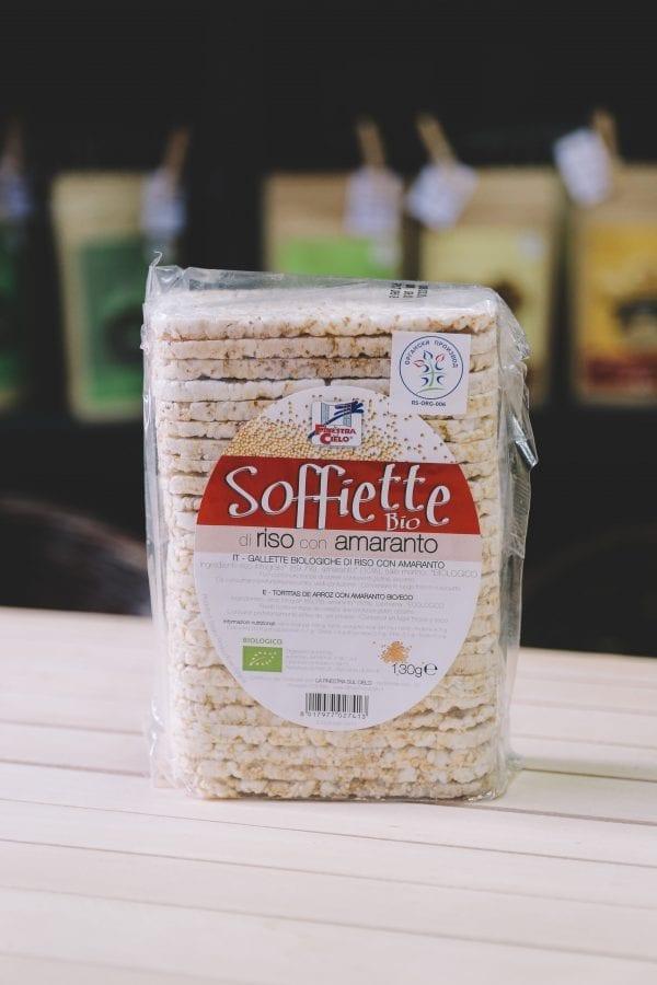 Amarant galete organik 130g