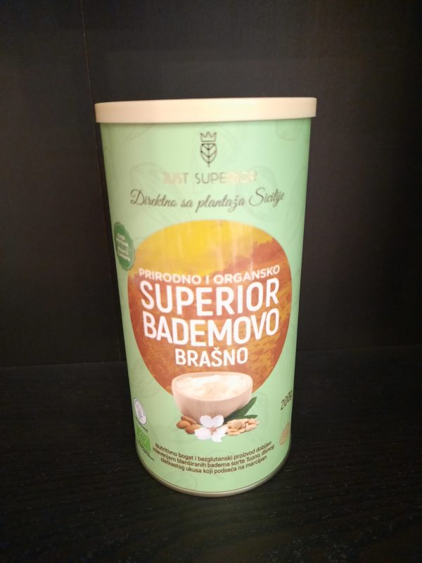 Bademovo brašno Superior 200g
