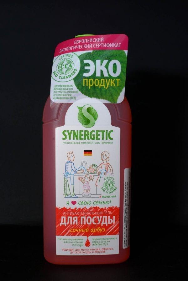 Bio gel za ručno pranje posuđa voća i povrća i dečijih igračaka 500ml