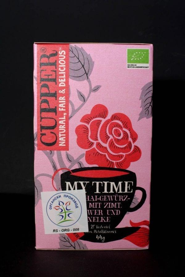 Čaj my time