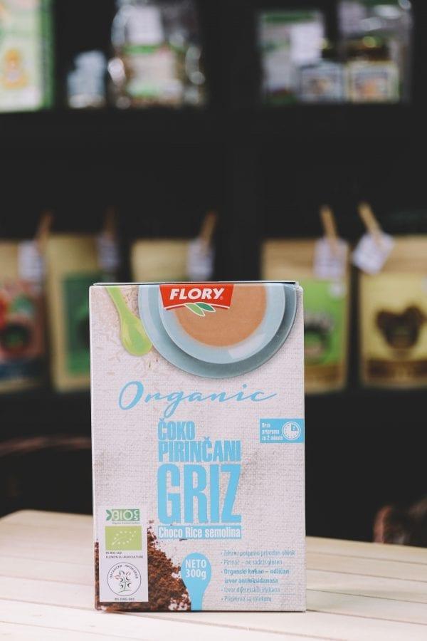 Čoko pirinčani griz organic 300g