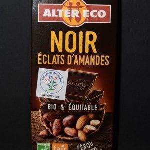 Crna čokolada badem 100g