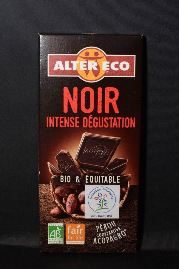 Crna čokolada intezivan ukus 100g