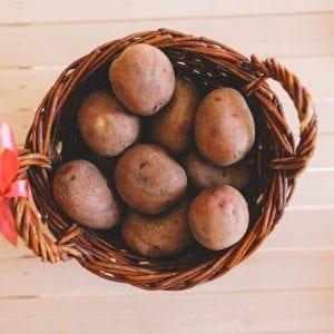 Crveni krompir organik