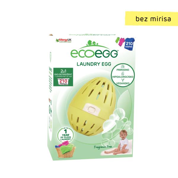 Ecoegg deterdžent i omekšivač za veš 210 pranja bez mirisa