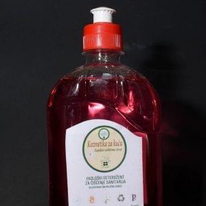 Ekološki deterdžent za pranje sanitarije 500ml