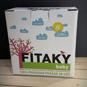 Fitaky baby prašak za veš