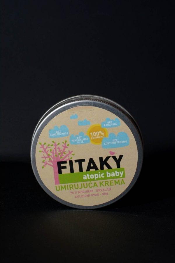Fitaky baby umirujuća krema