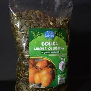 Golica sirova 500g