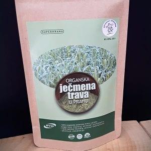 Ječmena trava 100g organik