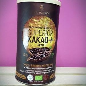 Kakao prah 100% Arriba nacional 150g -Just superior
