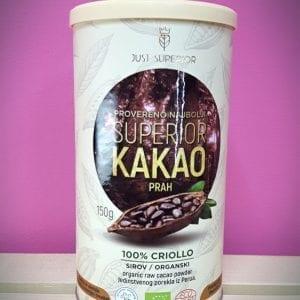 Kakao prah Criollo 150g -Just superior