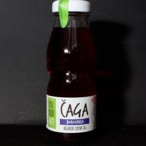 Ledeni čaj borovnica čaga 200ml