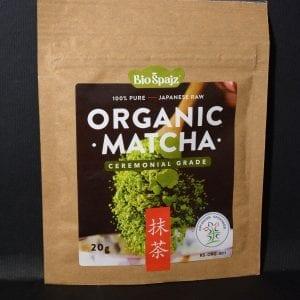 Matcha čaj (Zeleni) 20g