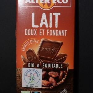 Mlečna čokolada 100g