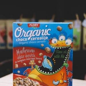 Organic choco cerealije 200g