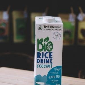 Pirinčani napitak sa kokosom organik 1l