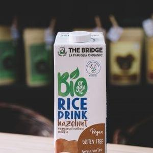 Pirinčani napitak sa lešnikom organik 1l