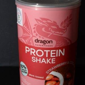 Protein šejk jagoda