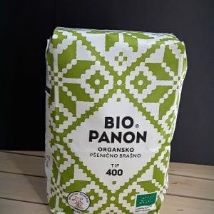 Pšenično brašno tip400 Bio Panon 1kg - organik