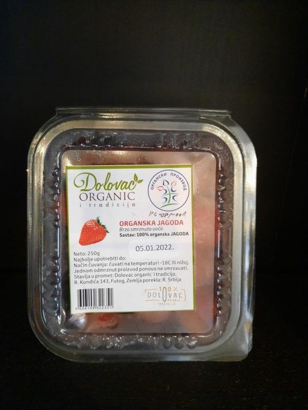 Smrznuta jagoda 250g