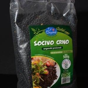 Sočivo crno 500g