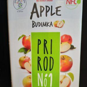 Sok od jabuke 100% 3l